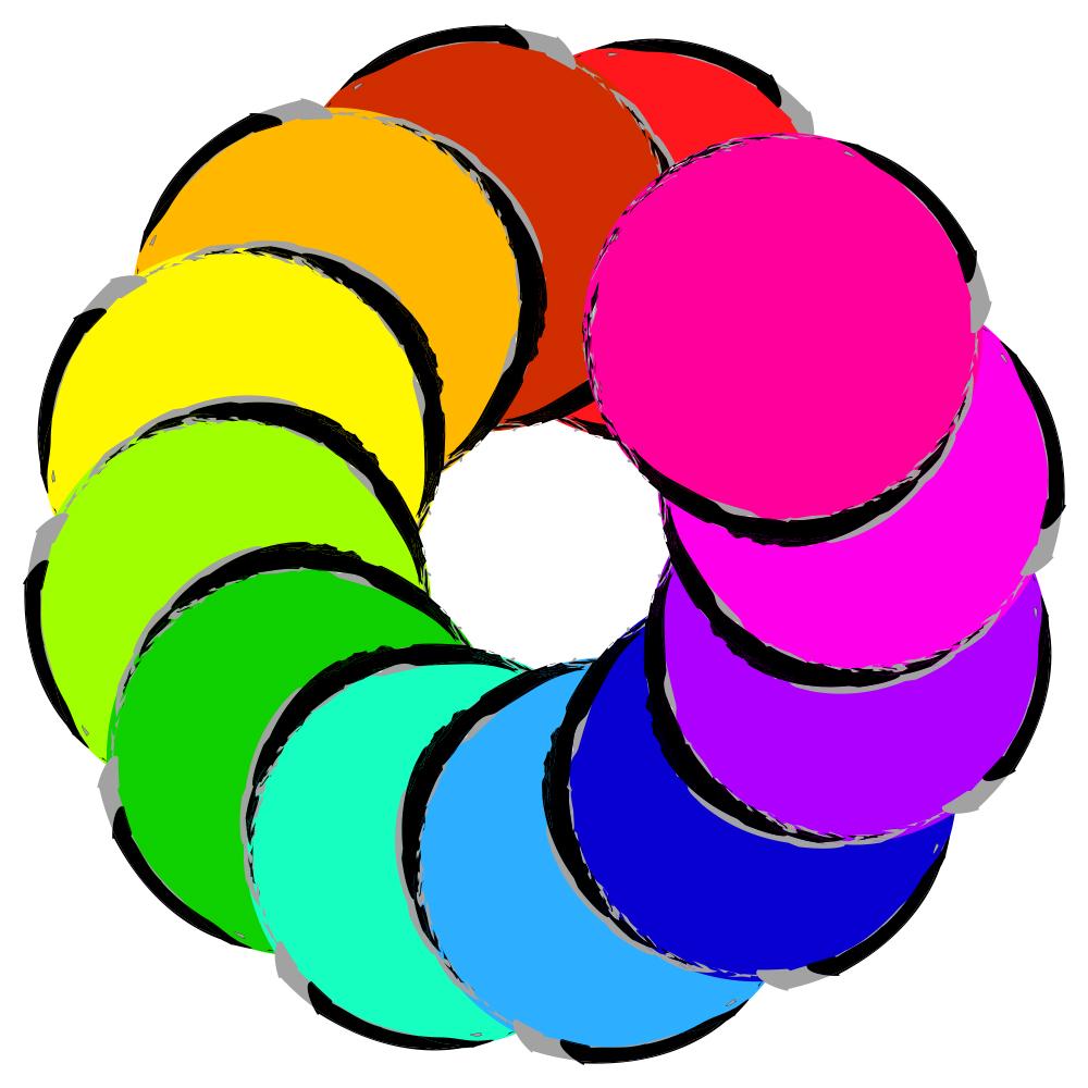 Color wheel online - Colorwheelbig
